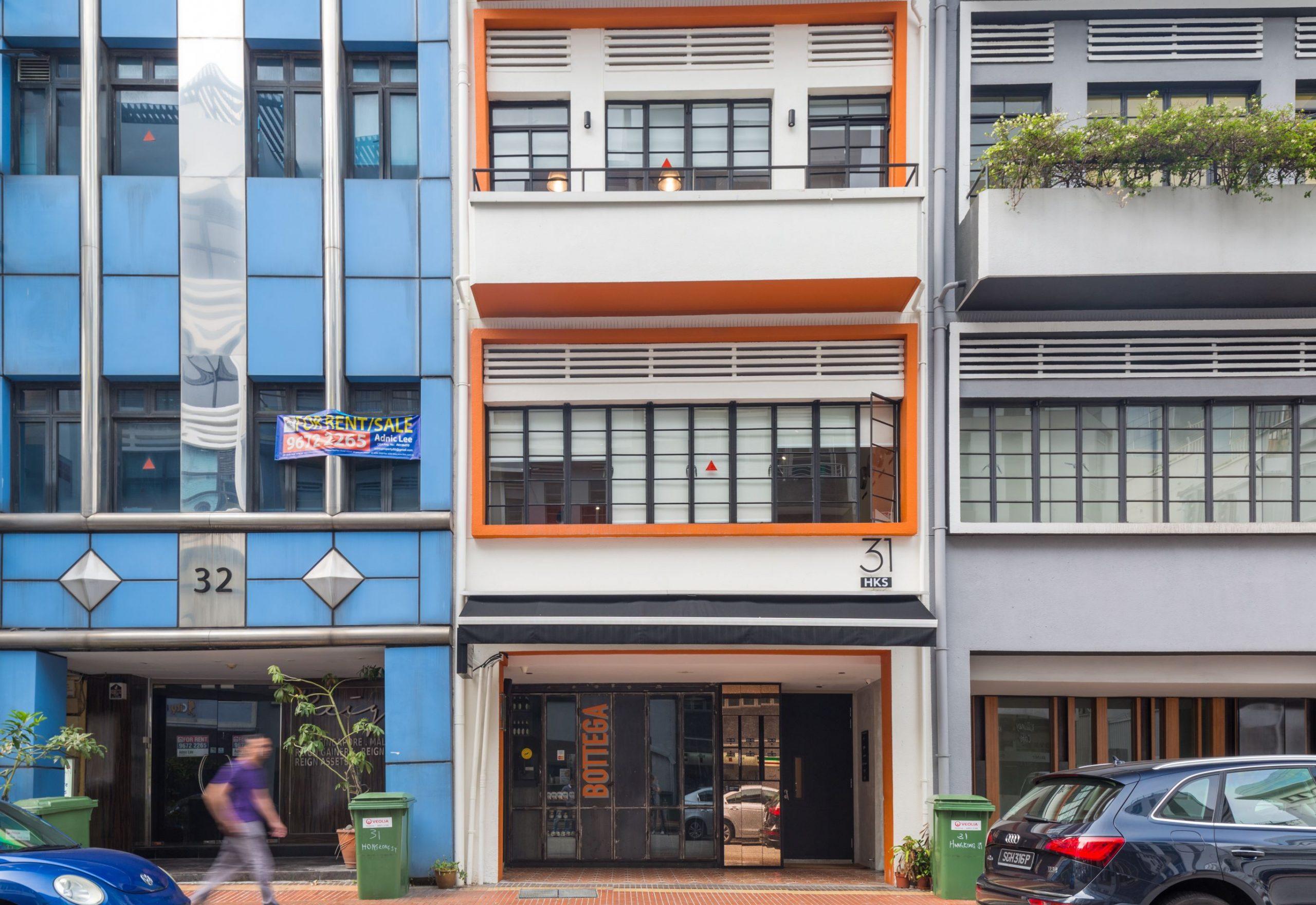 31 Hong Kong St