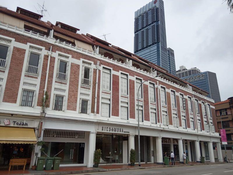 33 – 43 Tanjong Pagar Road